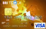 Kartu Kredit BRI Touch Visa Gold