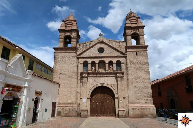 Ayacucho, Iglesia de San Augustín