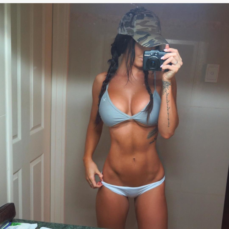 Fitness Model Steph Pacca