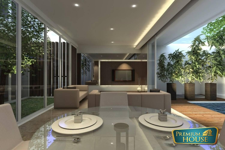 Premium House Cilandak Area For Home Living In Jakarta