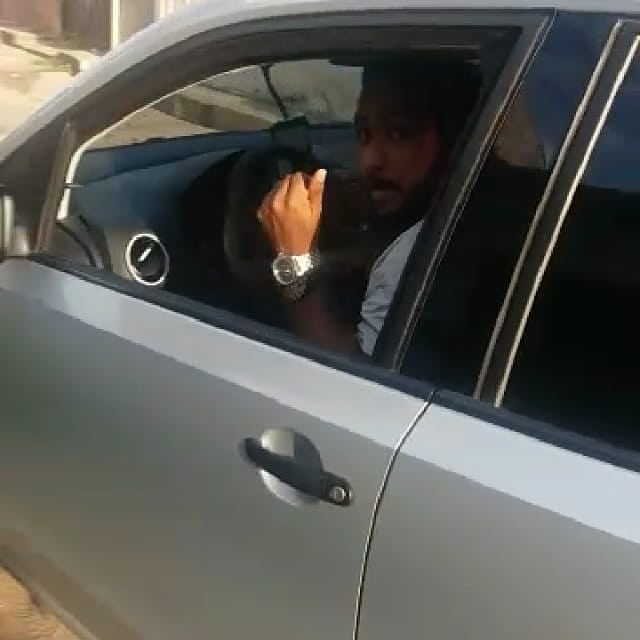 Motorista do Uber Agride passageiro no Fialho em São Luis