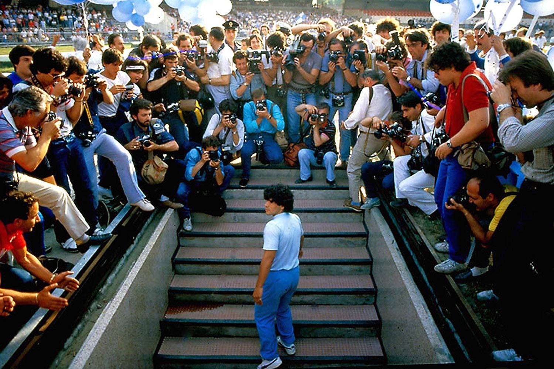 Film Diego Maradona Sinopsis