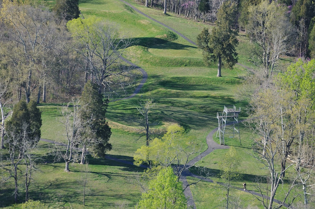 Serpent Mound, Ohio. Image Courtesy of Tim Black.