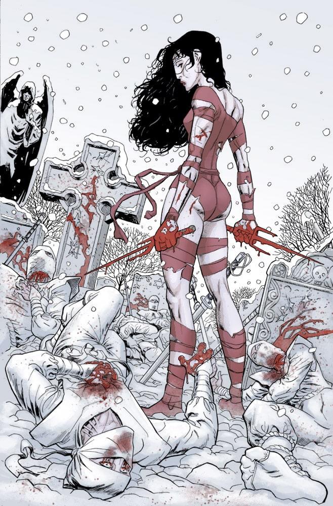 «Электра снова жива» (Elektra Lives Again)