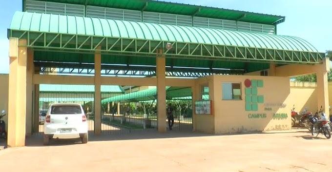 IFPA Campus Itaituba abre inscrições para o Processo Seletivo Unificado 2020 com 240 vagas nos cursos técnicos e de graduação