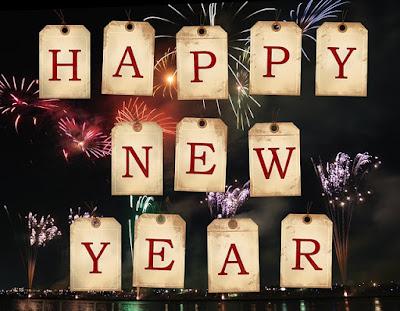 ucapan selamat Happy New Year
