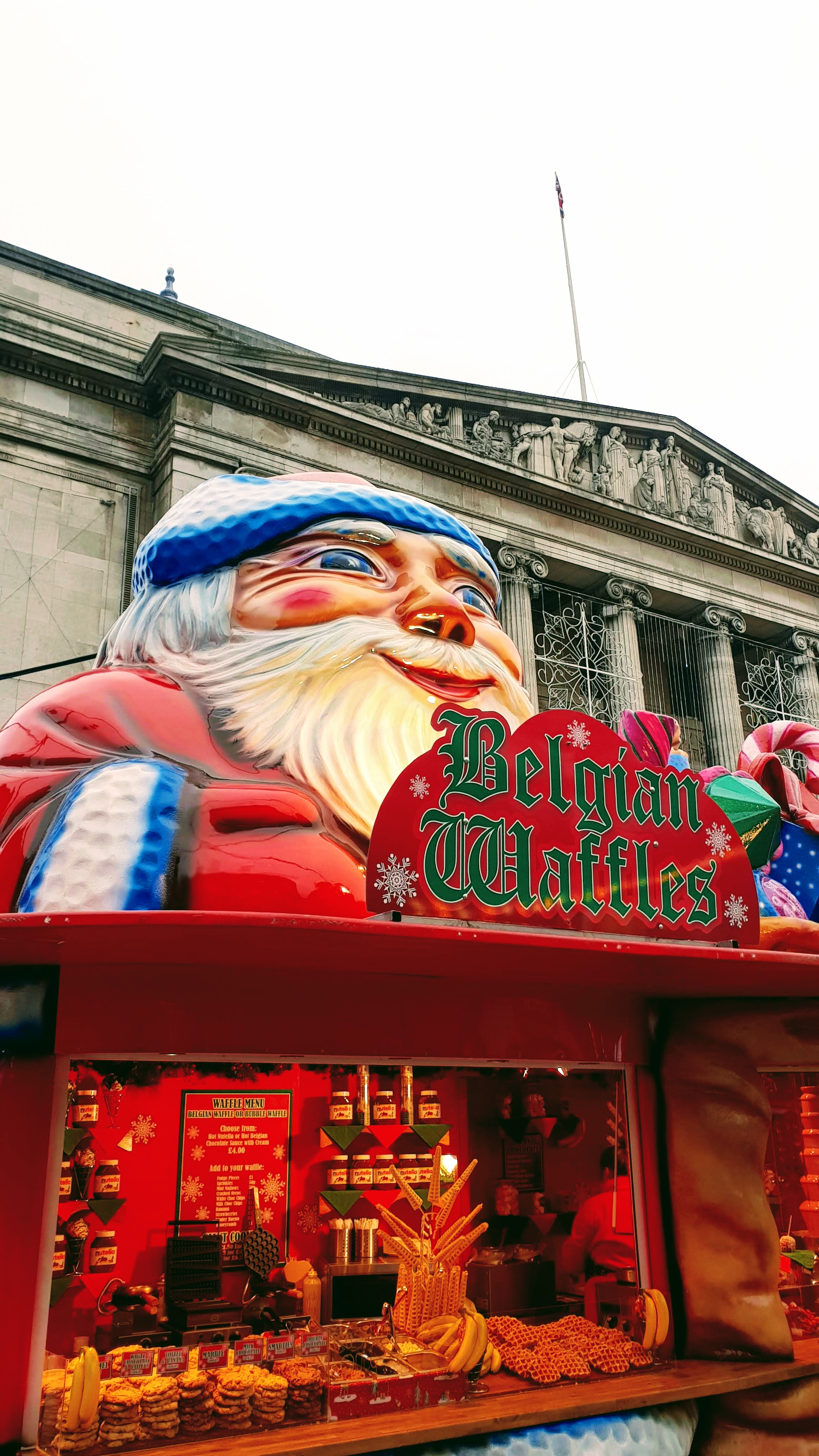 Nottingham Christmas Market Over The Years