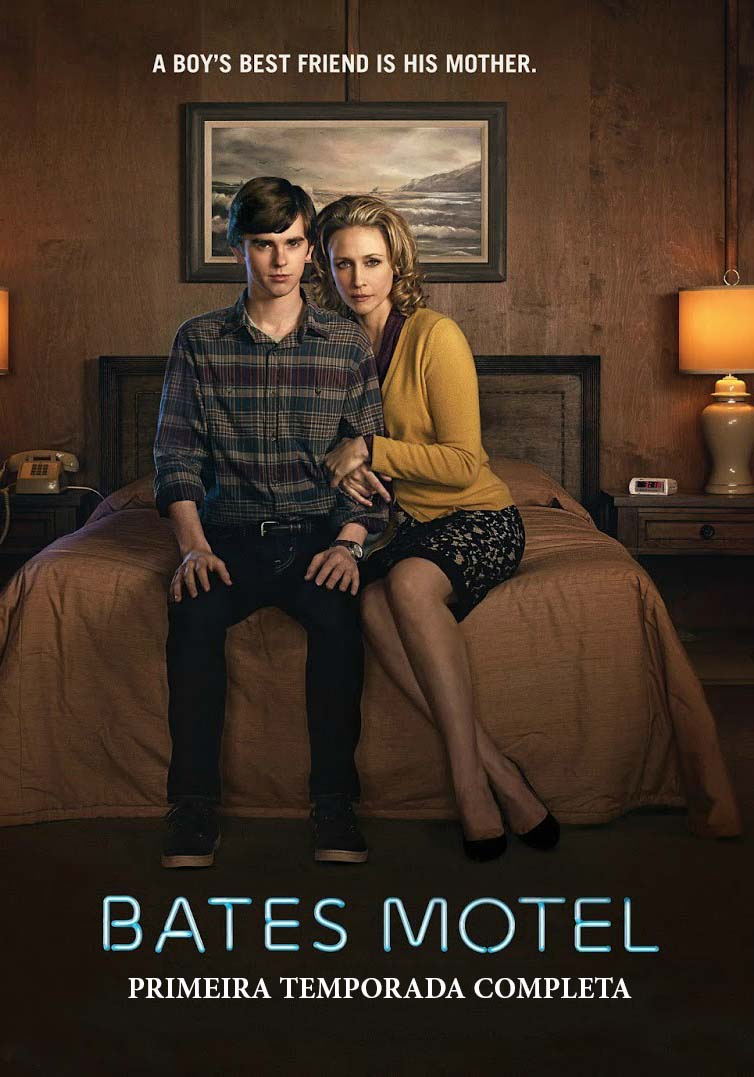Motel Bates 1ª Temporada Torrent - BluRay 720p Dublado