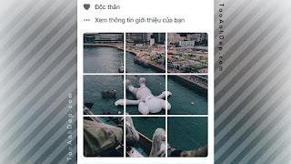 Cắt ảnh thành 9 tấm ảnh bằng nhau Online