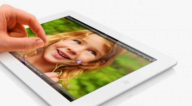 Firstly it is thinner, lighter, and it features a better camera. The processor should migrate to a 64-bit chip A7, the same as the iPhone 5S team. As for the iPad Mini, the second generation only be presented, one expects also equipped with a chip A7 but also a Retina display. However, we are waiting to see if Apple has integrated or not Touch ID biometric authentication button on its iPad, like the iPhone 5S.