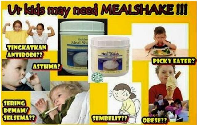 Promosi Mealshake
