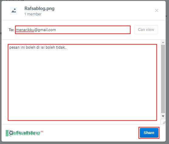 Cara Mengirim File Lewat Dropbox Kepada Pengguna Lain Biztellers