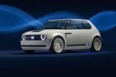 Nouveau concept Honda Urban EV 2019 - Caractéristiques, Prix, Photos