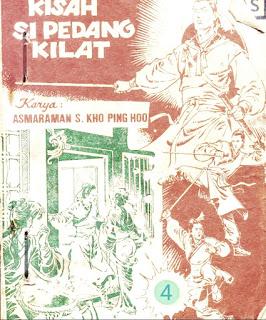 Serial Pedang Kilat Karya Kho Ping Hoo