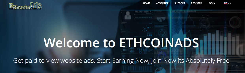 Мошеннический сайт ethcoinads.com – Отзывы, развод, платит или лохотрон? Информация