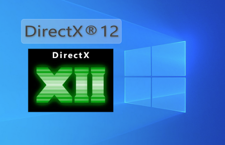 كيفية تحميل تثبيت برنامج DirectX 12 في ويندوز Windows 10