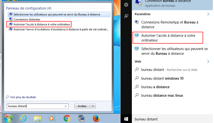 Bureau a distance windows 10 - Activer bureau a distance windows 8 ...