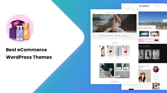Top 10 Best Selling WordPress eCommerce Themes in 2021