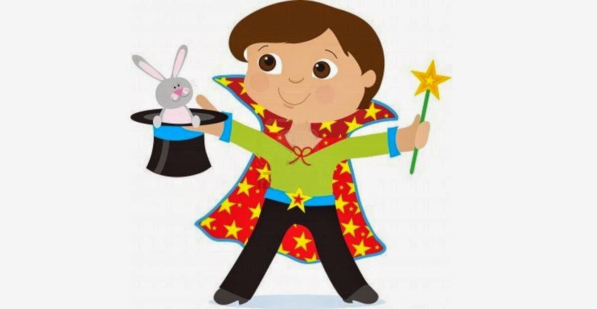 Truco de magia para niños