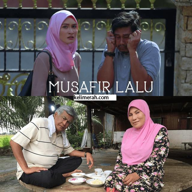 Telemovie Musafir Lalu Skrin TV9