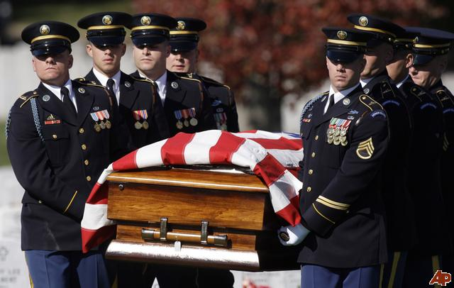 Us Military Us Military Funeral