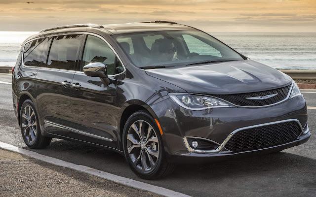 Chrysler Pacifica - Brasil