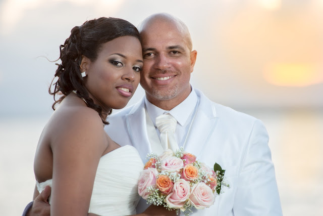 mariage Guadeloupe portrait couple