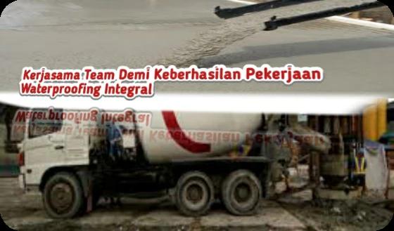 Proses-penuangan-beton-waterproofing-integral