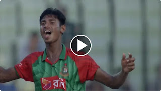 Soumya Sarkar 88* - Bangladesh vs South Africa 2nd ODI 2015 Highlights