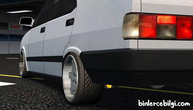 Arabaya kalın lastik takmak zararlı mı? geniş lastik kullanmanın zararları nelerdir?