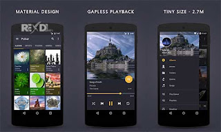 Pulsar Music Player Pro 1.9.4 Android + MOD (Unlocked) for Apk