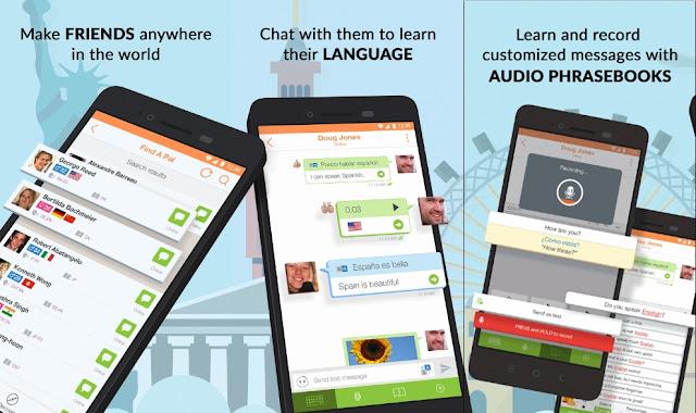 تطبيقات لتعلم اللغه الانجليزيه بسهولة تامه وفي اسرع وقت فهم بمثابة كنز تعرف عليهم