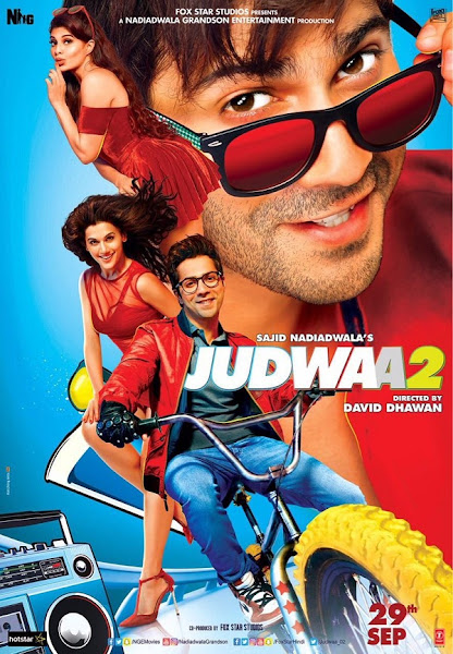 Judwaa 2 2017 Hindi HDRip x264 700MB Full Movie