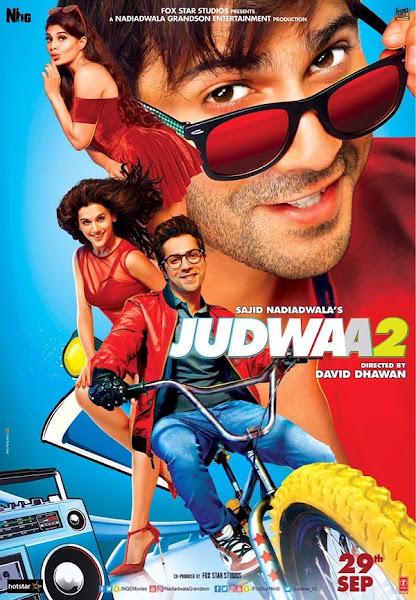 Judwaa 2 2017 Hindi Movie DVDScr 400MB Download Download HD
