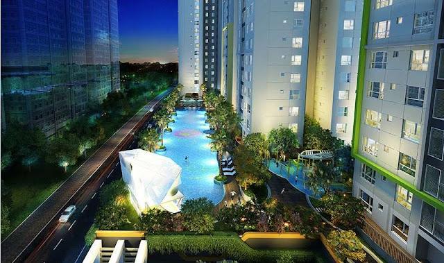 Intracom Riverside một môi trường sống xanh sạch đẹp