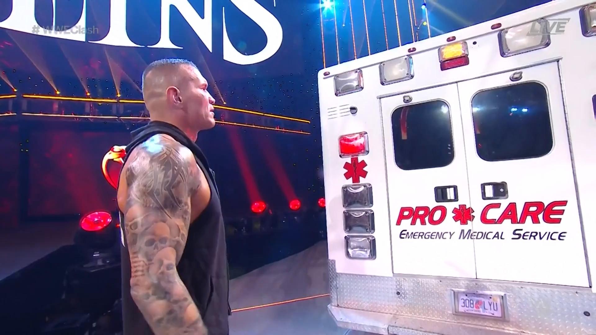 WWE: Clash of Champions (2020) HD 1080p Latino