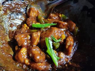 Paneer-chilli
