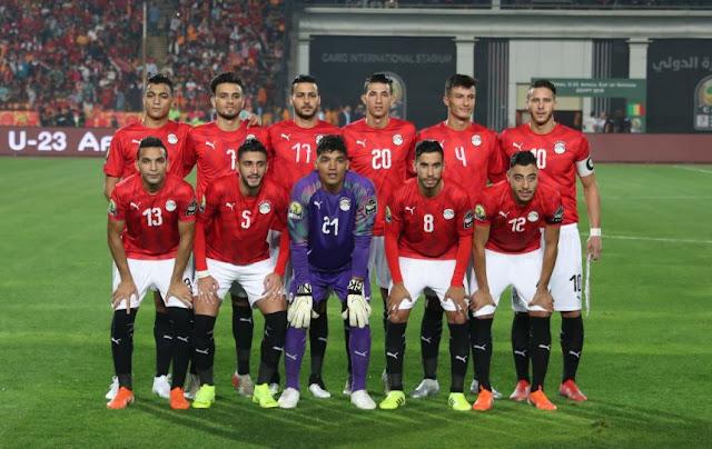 موعد مباراة مصر وكوت ديفوارفي نهائي كأس الأمم الإفريقية تحت 23 عامًا