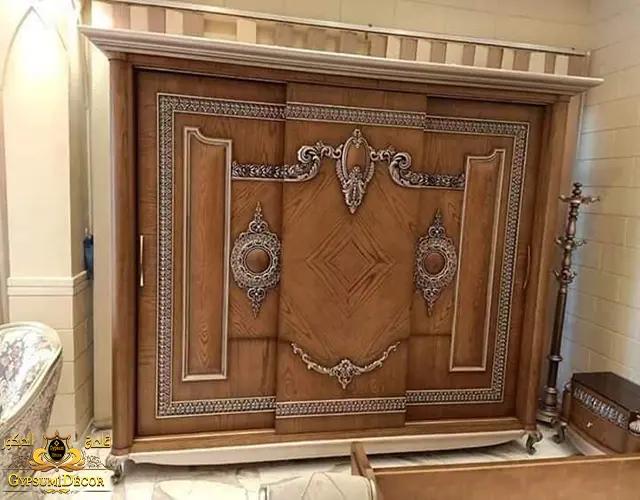 تصميم دولاب مصري