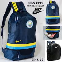 Jual Tas Ransel Bola Manchester City Sablon