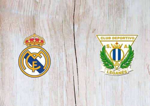 Real Madrid vs Leganes -Highlights 30 October 2019