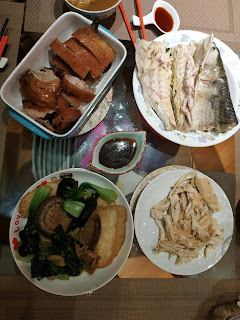 晚餐之簡單煮