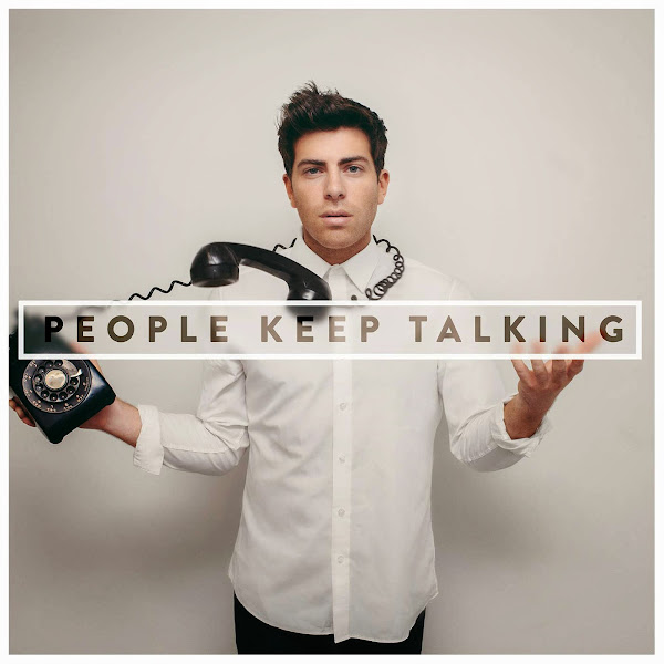 Hoodie Allen - People Keep Talking Cover