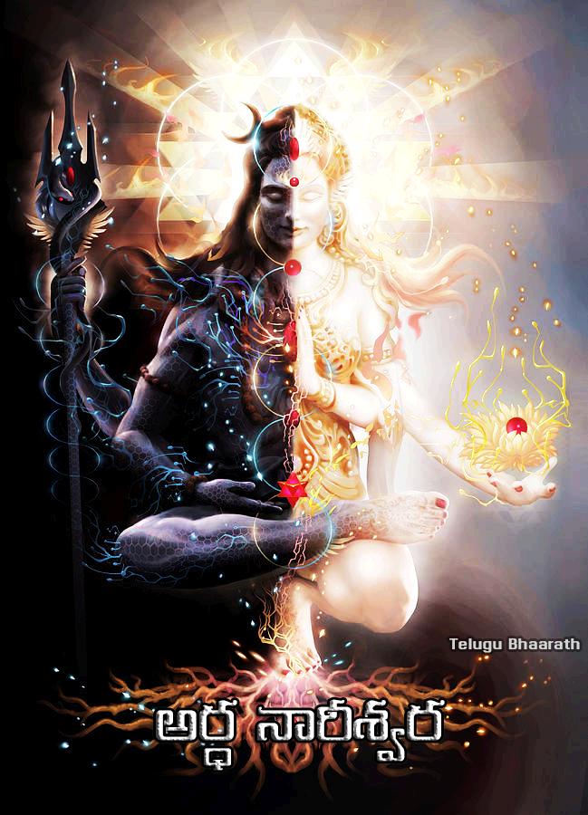 అర్ధ నారీశ్వర అష్టకమ్ - अर्ध नारीश्वर अष्टकम् - ARDHA NAAREESHVARA ASHHTAKAM