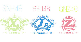 SNH48, GNZ48 and BEJ48 to disband certain teams