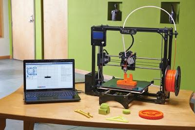 teknologi terbaru printer 3D
