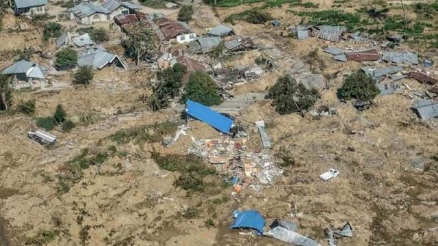 Sama Seperti Palu, Dataran Bandung Menyimpan Potensi Gempa Besar