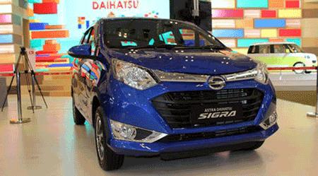Harga Kredit Daihatsu SIGRA 2018