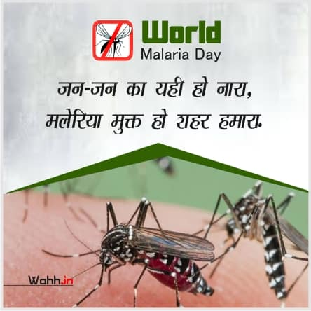 World Malaria Day Quotes Images