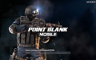 Game Point Blank Mobile (Unreleased) v0.20.0 Apk